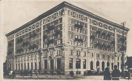 Royal Alexandra Hotel, Northeast corner of Higgins Avenue and Main Street
