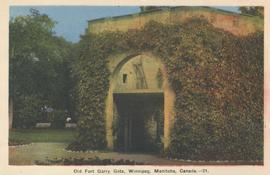 Old Fort Garry Gate, Winnipeg