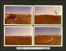 Westview Park – Saskatchewan Landfill – top of hill