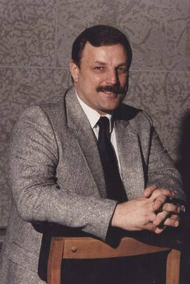 Allan Golden, City Councillor