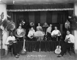 Joe Miceli's Collegians in Calgary, Alberta