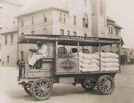 Delivery Truck, Lake of the Woods Milling Company