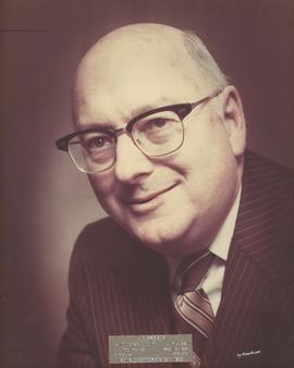 H. E. (Herb) Sanger, City Clerk