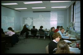 1997 flood - City Hall - Emergency Call Centre