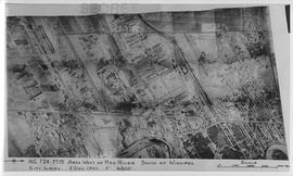 Aerial photograph area west of Red River, south of Winnipeg City Limits, 1943