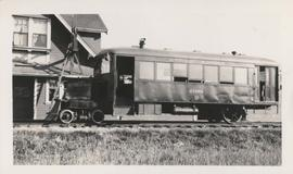 Winnipeg Hydro Railiner Car