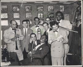 Louis Armstrong's Band at Rancho Don Carlos