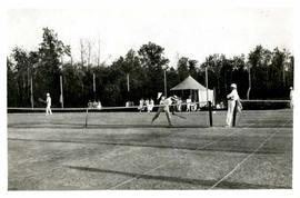 Deer Lodge Tennis Courts