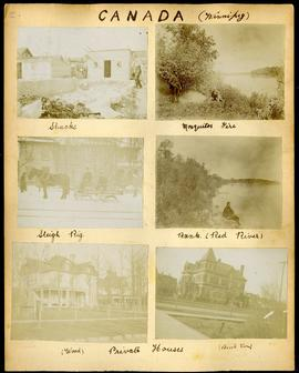 Arthur and Fred Landen photograph album – page 31