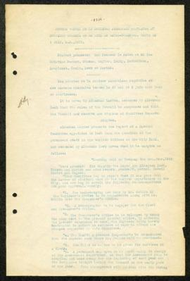 St. Boniface Council Minutes - June 9, 1919