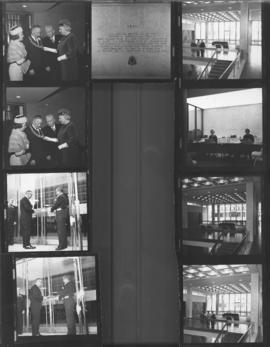 Official Opening of the new City Hall, October 5, 1964
