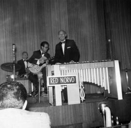 Red Norvo and his band