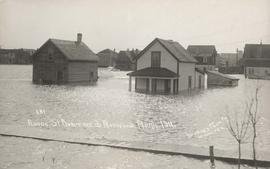Floods - St. Boniface and Norwood - April 1916