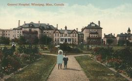 Winnipeg General Hospital and Alexandra Park