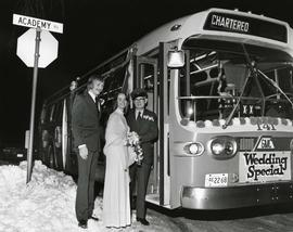 "Chartered bus - ""Wedding Special"""