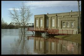 1997 flood - James Avenue Pumping Station
