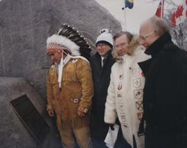 Dedication of the Chief Peguis Trail
