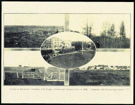 Scenes in Brookside Cemetery, Fort Rouge, Central and Victoria Parks in 1898