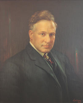 Mayor Charles Gray Portrait