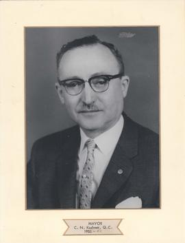 Mayor C. N. Kushner, Q.C., City of West Kildonan