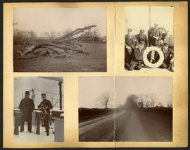 Arthur and Fred Landen photograph album – page 33