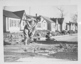 Screed - Inkster Boulevard, east of McKenzie Street