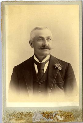 Mayor Henry Shaver Wesbrook