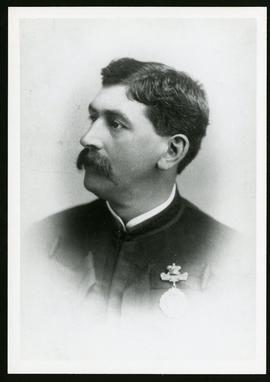 Police Chief David Byre Murray