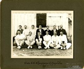 Civic Cricket Club, 1907 Manitoba Champions