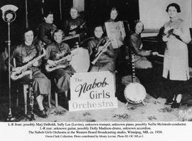 The Nabob Girls Orchestra