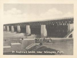 St. Andrew's Locks, near Winnipeg, Man.