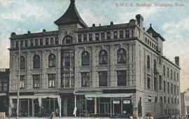 Y.M.C.A. Building, Winnipeg