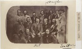 Riel's Cabinet of 1869-1870