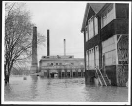 Power House Flooding