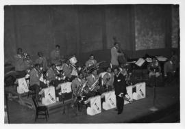 Louis Armstrong with 17 piece orchestra