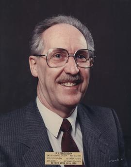 R. J. (Bob) Fergusson, City Clerk