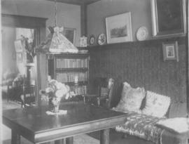 Interior of home, 146 Spence Street