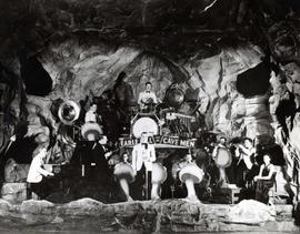 Earle Hill and His Cavemen at the Cave Supper Club