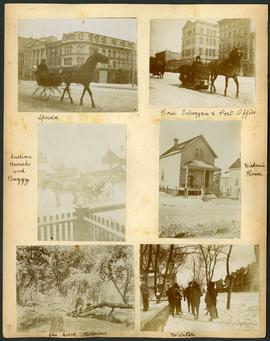 Arthur and Fred Landen photograph album – page 30