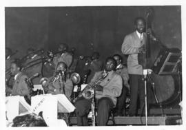 Louis Armstrong with 17 piece band