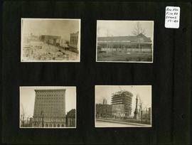 Photograph album of Winnipeg during WW1: Page 4