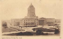 Legislative Building, Winnipeg, Man., Canada