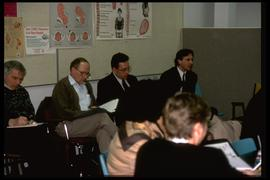 1997 flood - 490 Hargrave Street - Provincial/Community Services meeting