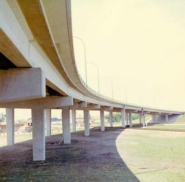 Nairn Overpass, from below