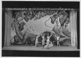 Winnipeg Ballet performing Dionysos at Playhouse Theatre