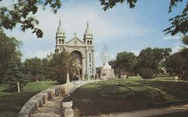 St. Boniface Basilica and the Assumption Monument