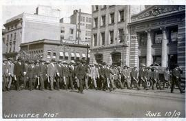 Winnipeg Riot, June 10, 1919