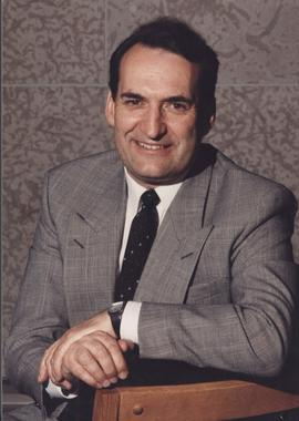 George Fraser, City Councillor