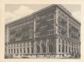 Royal Alexandra Hotel, Winnipeg, Man.