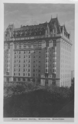 Fort Garry Hotel, Winnipeg, Manitoba